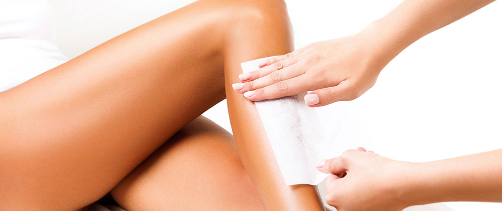 Hair removal for smoother, silkier skin at Changes Salon & Spa