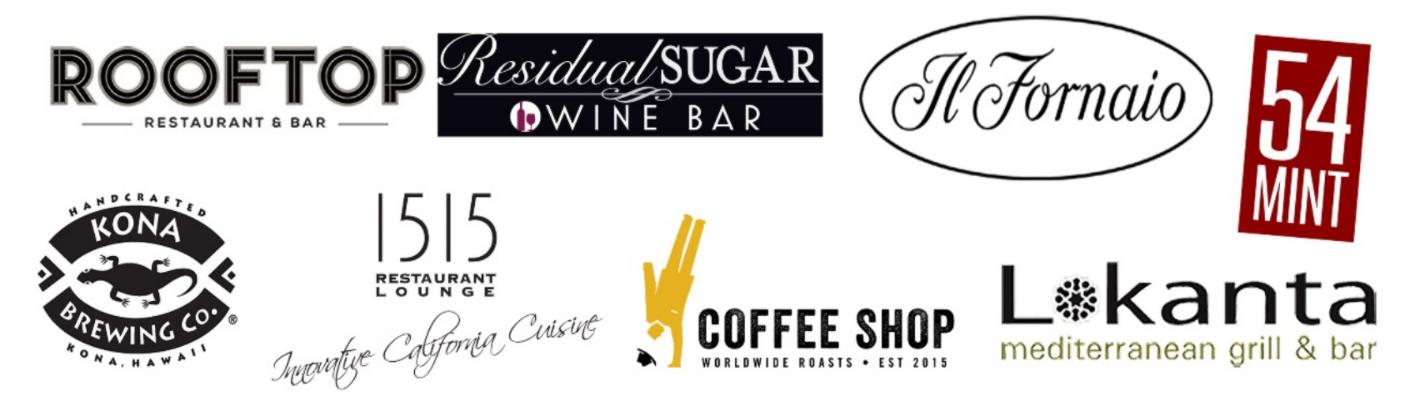 Sugar & Spice Sponsors