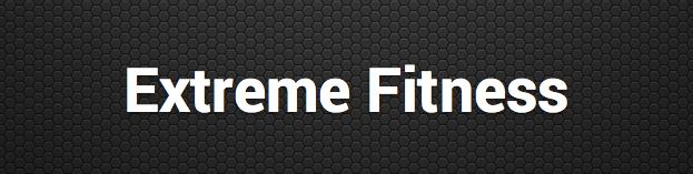 Extreme Fitness Program