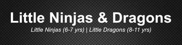 Little Ninjas &, Little Dragons