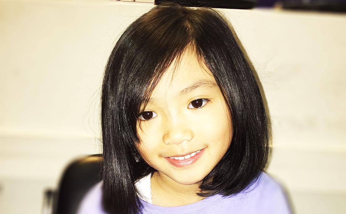 Childrens Haircut