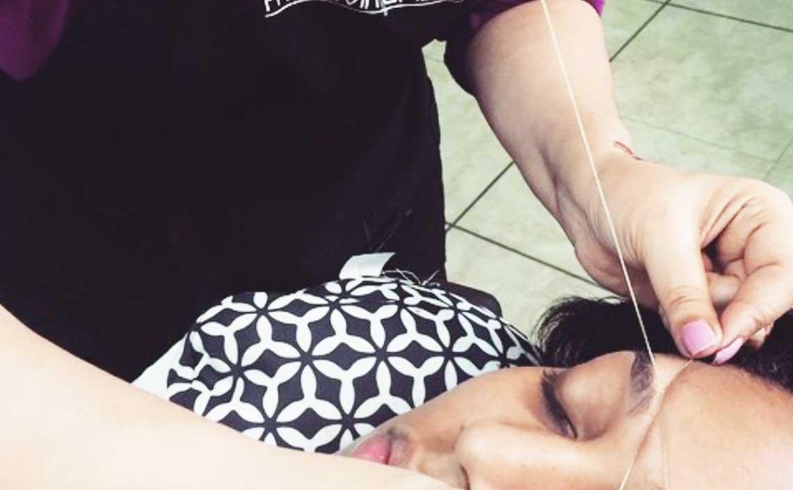 Hair Threading