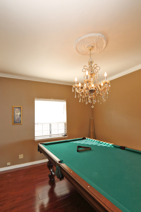 Resolutions Recovery - Tiburon pool table